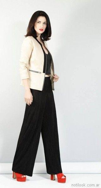 chaqueta con cierre Noelia G primavera verano 2018