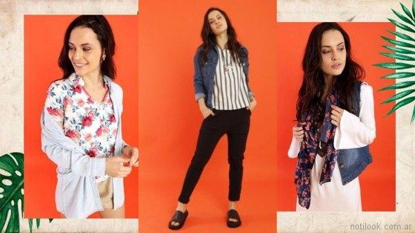coleccion verano 2018 - Kevingston Mujer