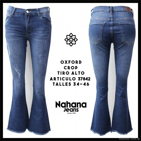 jeans oxford con roturas Nahana jeans verano 2018