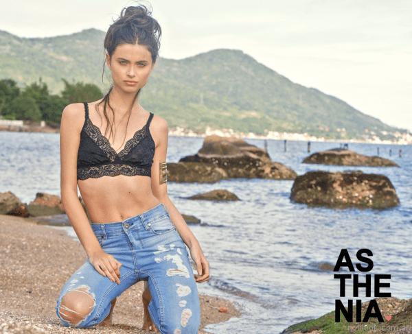jeans rotos Asthenia verano 2018