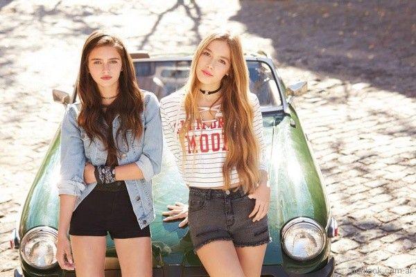 look con short para adolescentes Como quieres que te quiera verano 2018