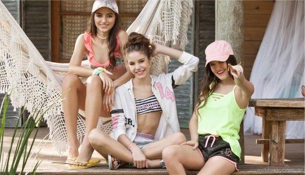 moda informal para adolescentes combustion love verano 2018