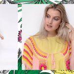 OMA – Tejidos a crochet primavera verano 2018