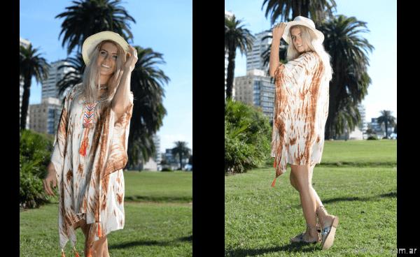 tunica corto verano 2018 - Vars moda