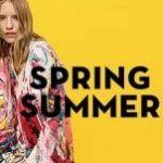 Exordio – Vestidos estampados informales primavera verano 2018