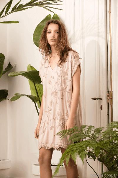 vestidos para el dia System basic primavera verano 2018