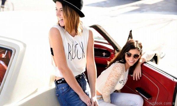 look casual con jeans juvenil kanikama primavera verano 2018