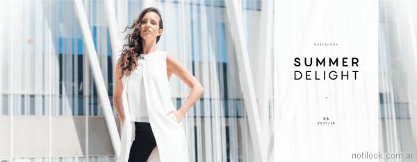 look ejecutivo mujer Activity Pret a Porter primavera verano 2018