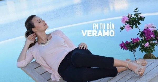 pantalones de vestir capri mujer talles reales Veramo verano 2018