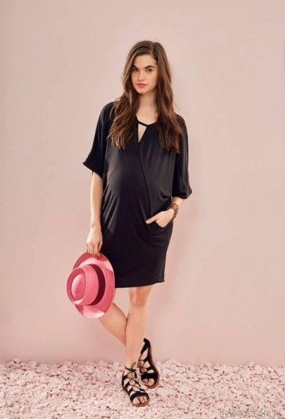 vestido casual para embarazadas Venga Madre primavera verano 2018