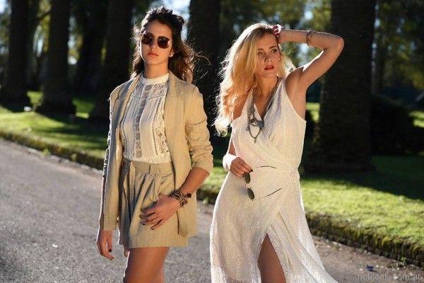 conjunto sastreria con short mujer wings verano 2018