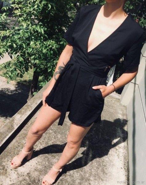 mono corto de lino Clan Issime verano 2018