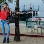 Claudia Rubinsztein – Looks informales verano 2018