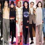Moda – Tendencias otoño invierno 2018