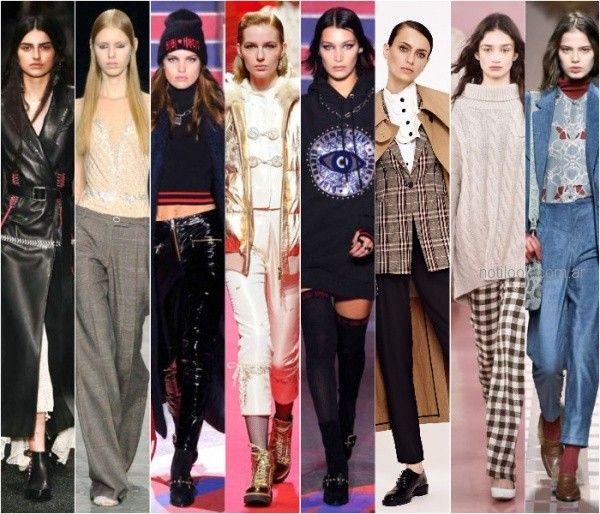 Moda – Tendencias otoño invierno 2018 | Noticias de Moda