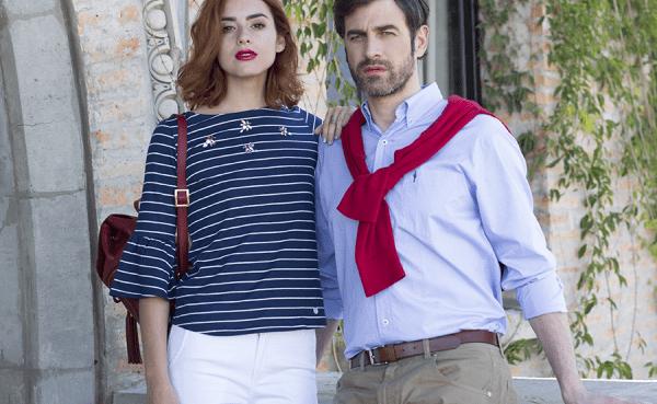 blusa a rayas cardon mujer verano 2018