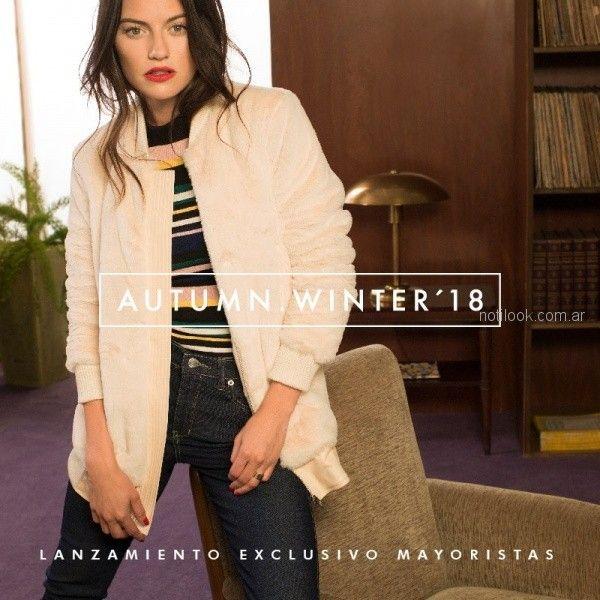 Nucleo moda anticipo invierno 2018