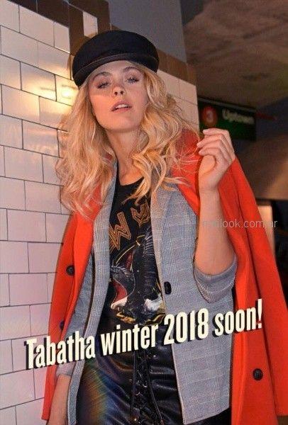 Tabatha jeans otoño invierno 2018 - anticipo
