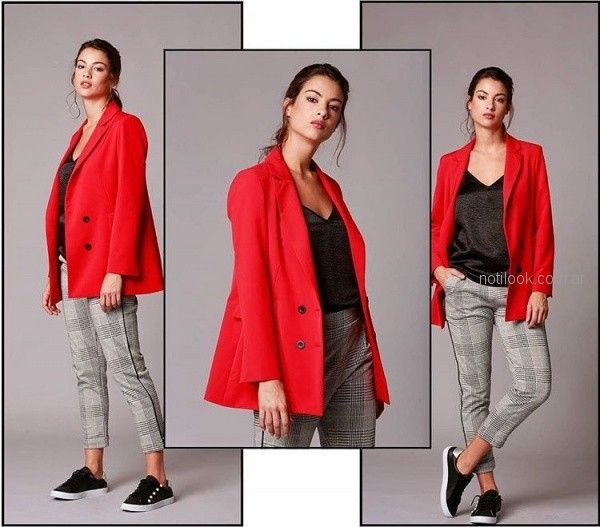 Zhoue - look formal juvenil invierno 2018