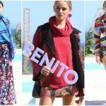 Benito Fernandez – Vestidos y faldas estampados otoño invierno 2018