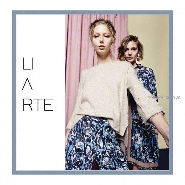 paula liarte - moda para mujer invierno 2018
