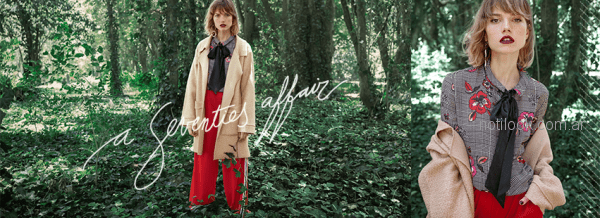Moda para mujer Try me otoño invierno 2018