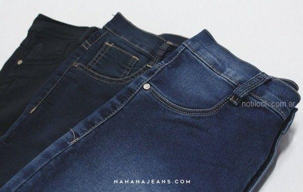 Nahana Jeans otoño invierno 2018