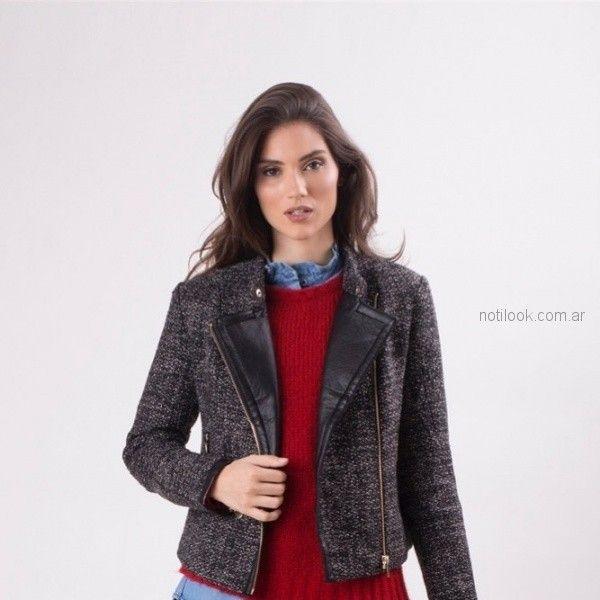 Saco para mujer invierno 2018 - kevingston  3140afdda675