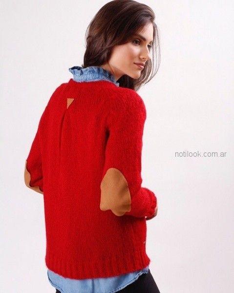 Sweater y camisa de jeans para mujer invierno 2018 \u2013 kevingston