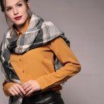 Brandel –  camisas y blusa mangas largas – catalogo otoño invierno 2018