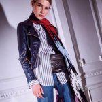 Maria Cher – Camperas de jeans y cuero otoño invierno 2018