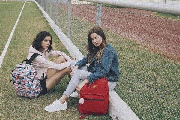 campera de jeans para adolescentes invierno 2018 - Como quieres que te quiera