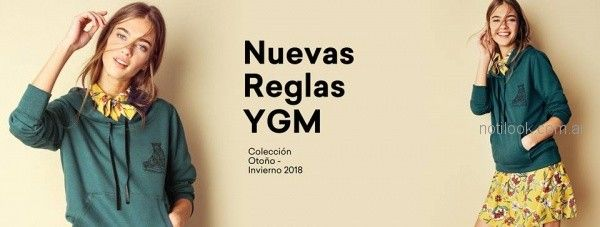 coleccion mujer Yagmour invierno 2018