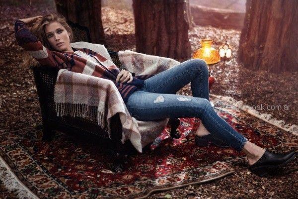 jeans mujer Cuesta blanca otoño invierno 2018