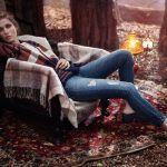 Cuesta Blanca – Look en jeans invierno 2018