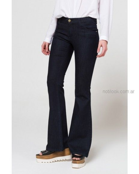 jeans oxford Desiderata otoño invierno 2018
