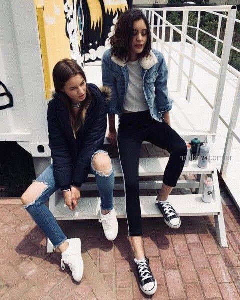 jeans para adolescentes invierno 2018 - Como quieres que te quiera