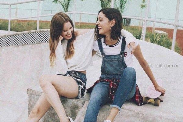 look casuales para adolescentes invierno 2018 - Como quieres que te quiera