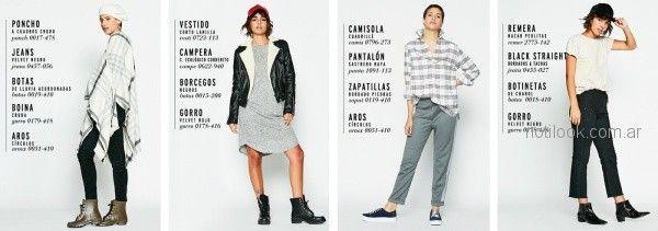 moda casual juvenil ver mujeres apasionadas otoño invierno 2018