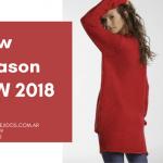 Nuss tejidos – sweater otoño invierno 2018
