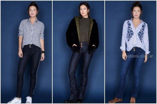 Viga Jeans coleccion otoño invierno 2018