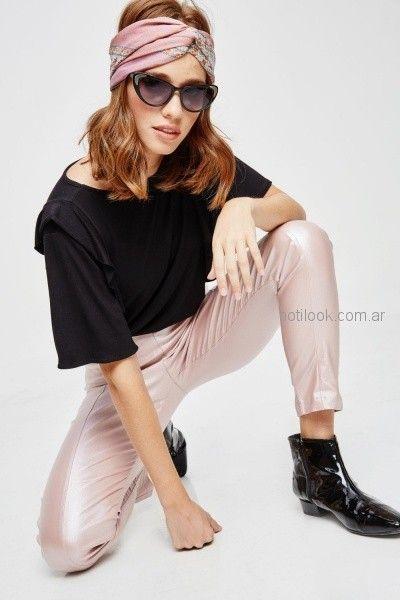 cala metalizada rosada invierno 2018 - Sweet