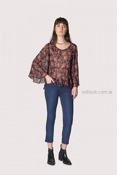 jeans chupin clasico ag Store invierno 2018
