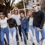 Levis – Jeans otoño invierno 2018 – moda informal