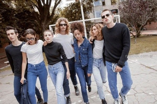 jeans levis mujer levis otoño invierno 2018