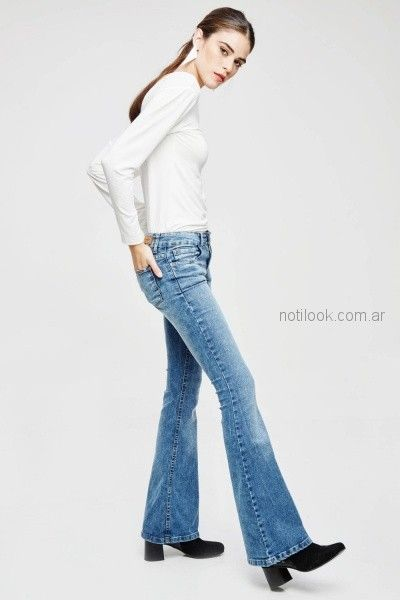 jeans oxford invierno 2018 - Sweet