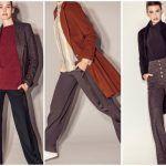 Graciela Naum – Outfits para Oficina invierno 2018 – Moda Mujer