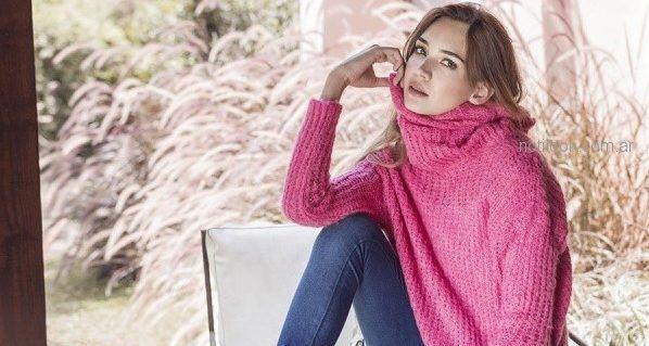 poleron mujer orix otoño invierno 2018