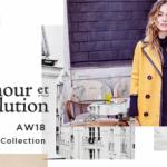 Vesna – Campaña otoño invierno 2018 – moda femenina