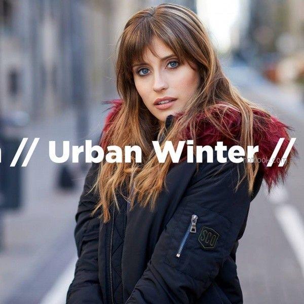 camperones para mujer Scombro invierno 2018
